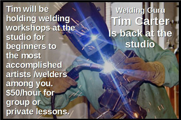 Tim Carter Workshop Card